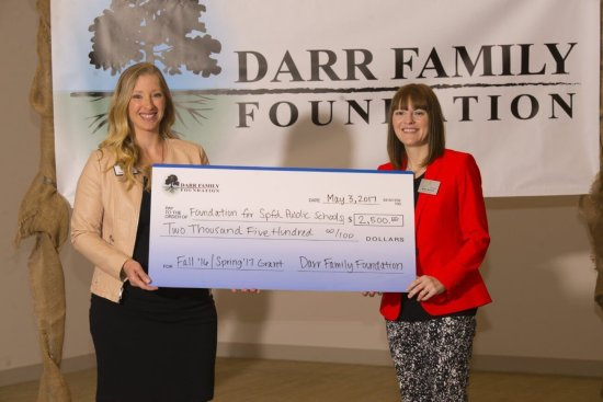 2017 Spring Grant Award Event